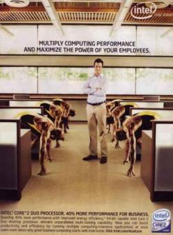 La campaña racista de Intel, ¿una casualidad?