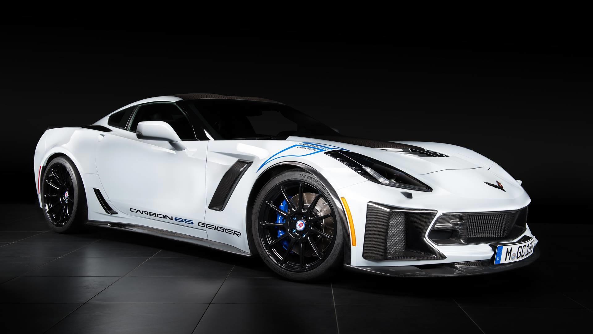 Foto de Corvette Z06 Geiger Carbon 65 Edition (15/15)