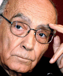 Pilar del Río desmiente que Saramago esté grave