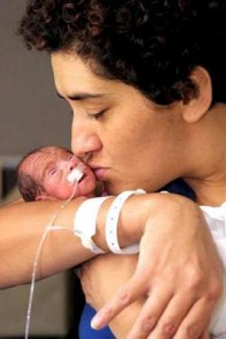 Trasplante de hígado a una embarazada