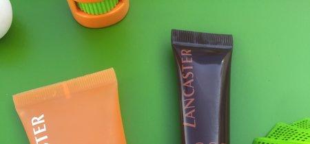 Crema solar refrescante y gotas de color: las novedades solares de Lancaster que nos han conquistado y van a marcar tendencia