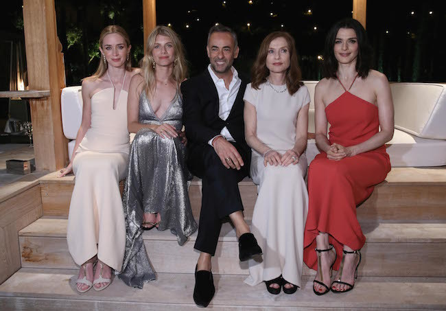 Calvin Klein Celebrate Women In Film Cannes Eb Ml Fc Ih Rw 051915 Ph Getty Images