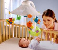 Consejos para elegir el móvil de cuna del bebé