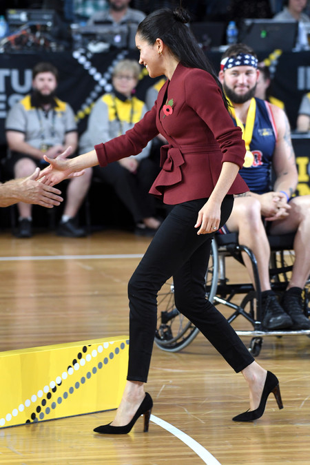 Meghan Margle Invictus Games 2