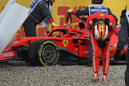 Vettel Hockenheim F1 2018