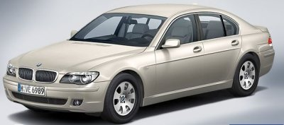 BMW Serie 7 alimentado por hidrógeno