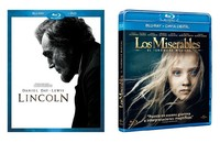 'Lincoln' y 'Los miserables' ya a la venta en dvd y blu-ray