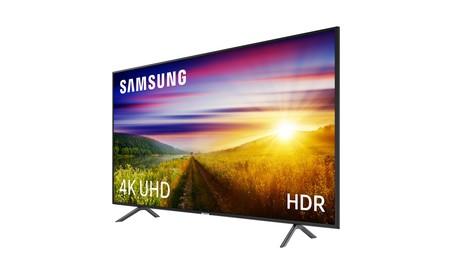 Samsung UE40NU7125: una interesante smart TV de 40 pulgadas 4K por 399 euros en PcComponentes sin gastos de envío