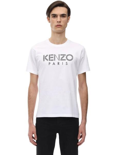 Camiseta Chico Kenzo
