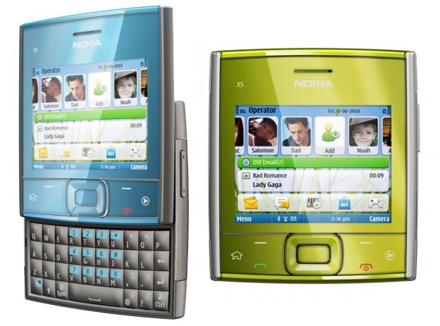 Nokia X5 presentado oficialmente, y el prometedor Nokia N9 da señales de vida