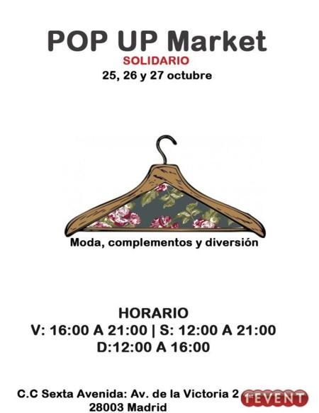 Pop Up Solidario