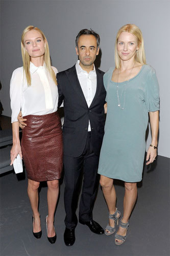 Más front-row en la Semana de la Moda Nueva York Otoño-invierno 2010/2011
