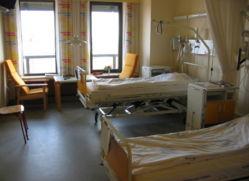 Habitaciones separadas para partos y abortos