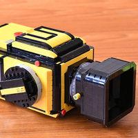 Una Hasselblad 503CX de Lego podría estar en tu colección