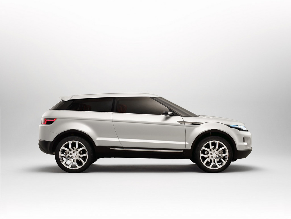 Foto de Land Rover LRX Concept (47/49)