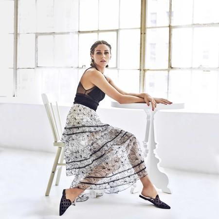Olivia Palermo Pretty Ballerinas