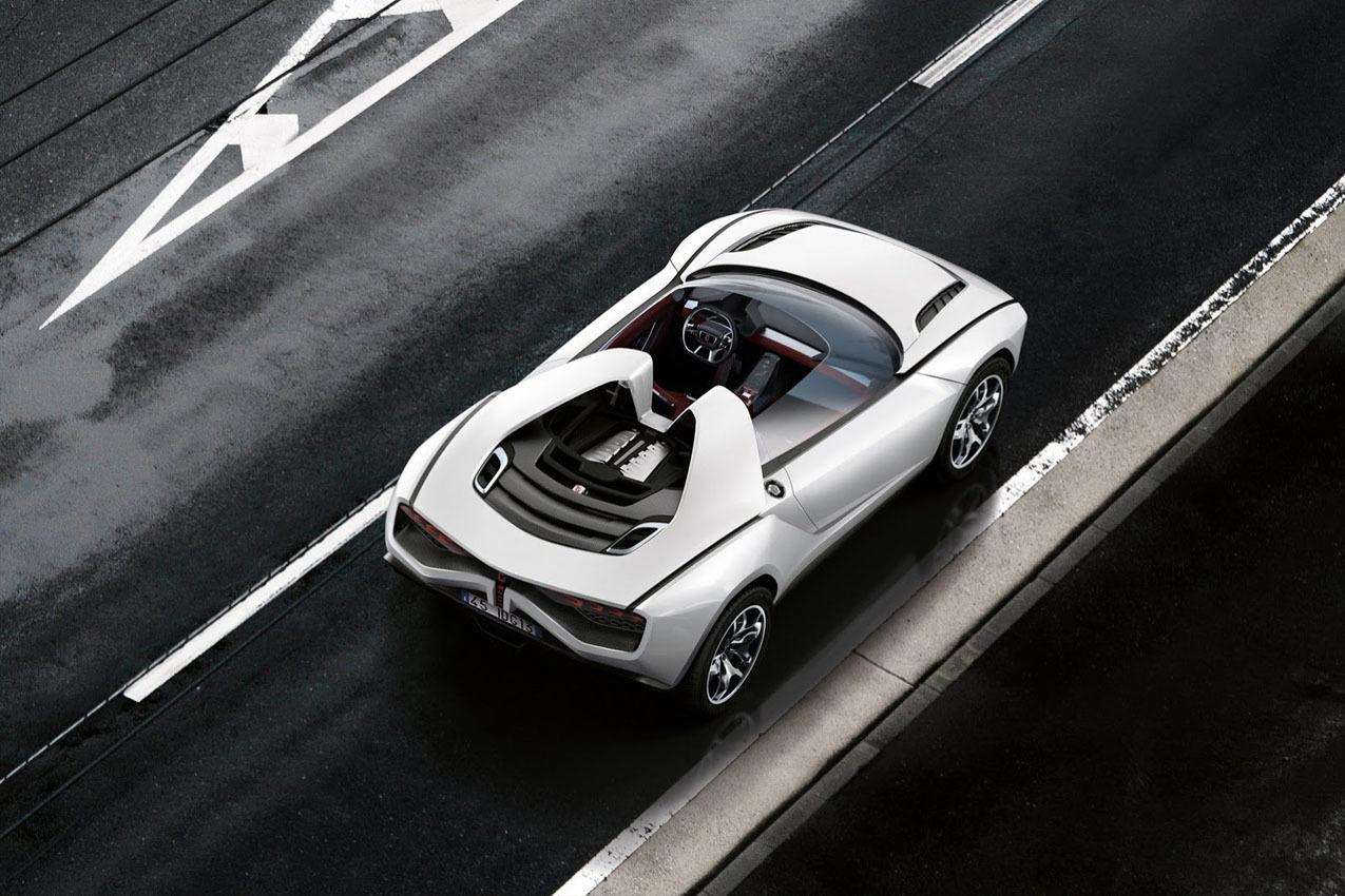 Foto de Italdesign Giugiaro Parcour Coupé y Roadster (9/21)
