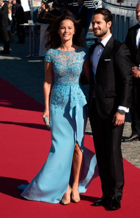 Boda Carlos Felipe y Sofia Hellqvist