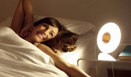 Philips Wake Up Light Hf3500 01
