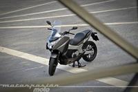 Honda Integra, prueba (conducción en ciudad y carretera)
