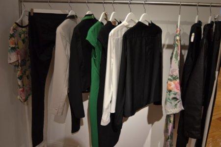 Negro HM colección Primavera-Verano 2012