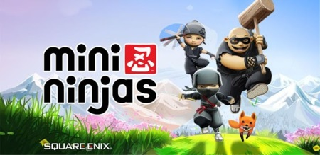 Los Mini Ninjas llegan a Android