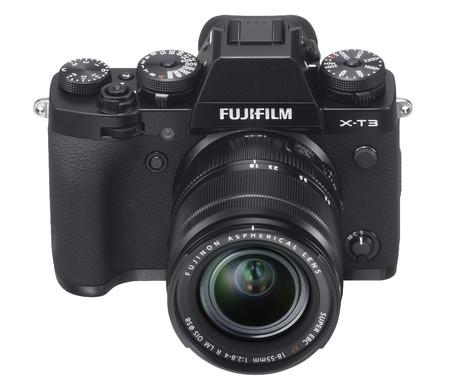 Fujifilm X T3