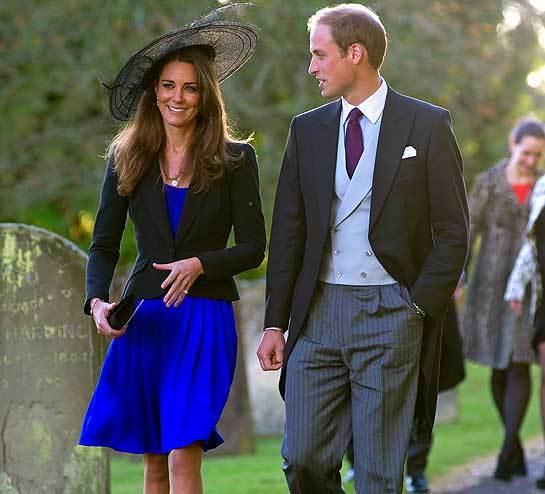 Foto de Compromiso de boda de Guillermo de Inglaterra y Kate Middleton (9/11)
