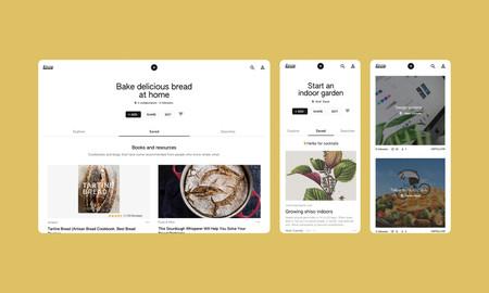 Google lanza Keen: una especie de Pinterest potenciado por el aprendizaje automático