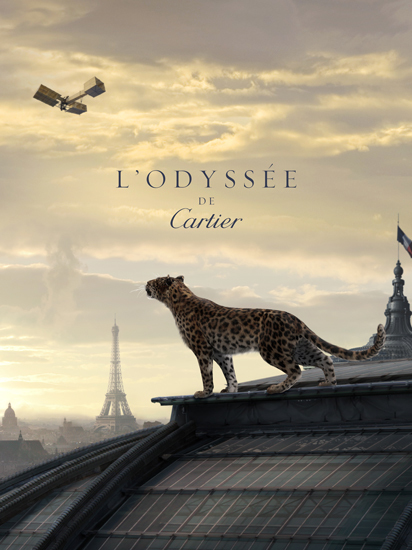 L'Odyssée de Cartier, 160 años de historia en un cortometraje. Estreno el 4 de marzo