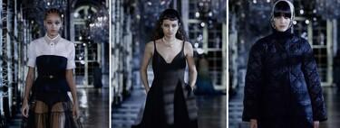 Dior presenta su lado más oscuro (y gótico) con la colección Otoño-Invierno 2021/2022