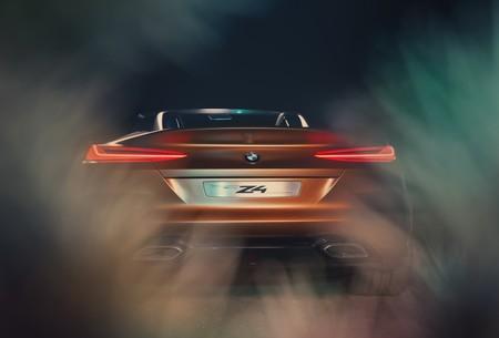 En video: El BMW Z4 Concept justo como querías verlo, en movimiento