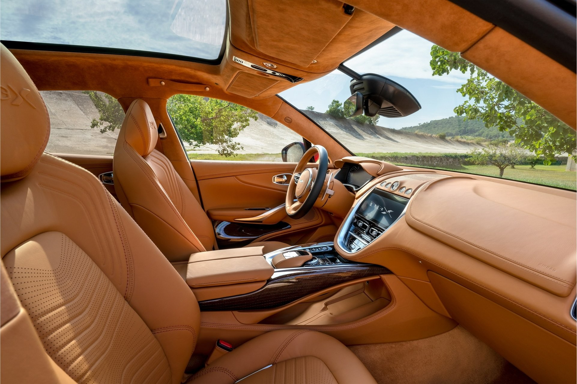 Foto de Aston Martin DBX (24/36)