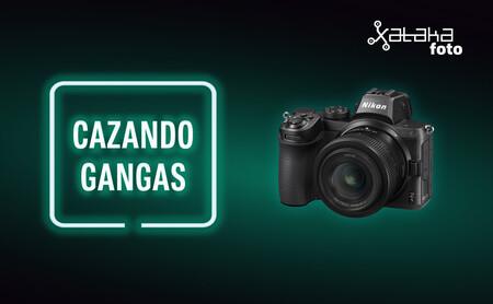 Nikon Z5, Fujifilm X-E4, OnePlus Nord 5G y más cámaras, móviles, ópticas y accesorios en oferta en el Cazando Gangas