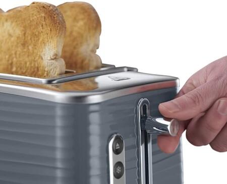Ofertas en pequeños electrodomésticos para hogar y cocina Russell Hobbs en Amazon con planchas, sandwicheras o tostadoras a buen precio