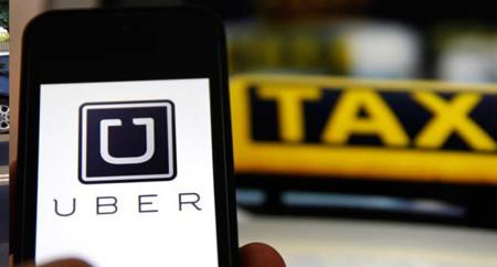 Utilizamos Uber y un taxi tradicional, y esto encontramos
