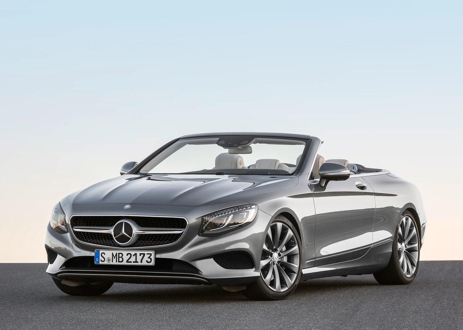 Mercedes benz clase s cabriolet el colosal descapotable for Mercedes benz original
