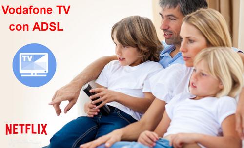 Vodafone hace llegar su televisión a los clientes de ADSL con un decodificador compatible con 4K