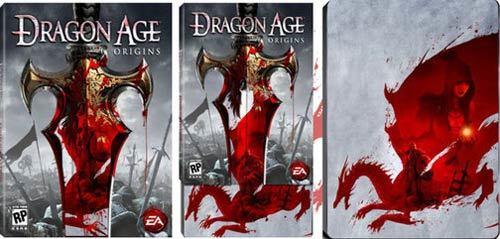 Detallesdelaedicióndecoleccionistade'DragonAge:Origins'