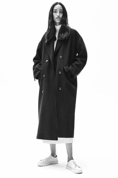 Blanca Suarez abrigo de zara