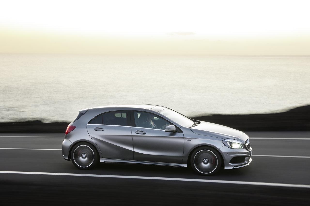 Foto de Mercedes-Benz Clase A 2012 (60/67)