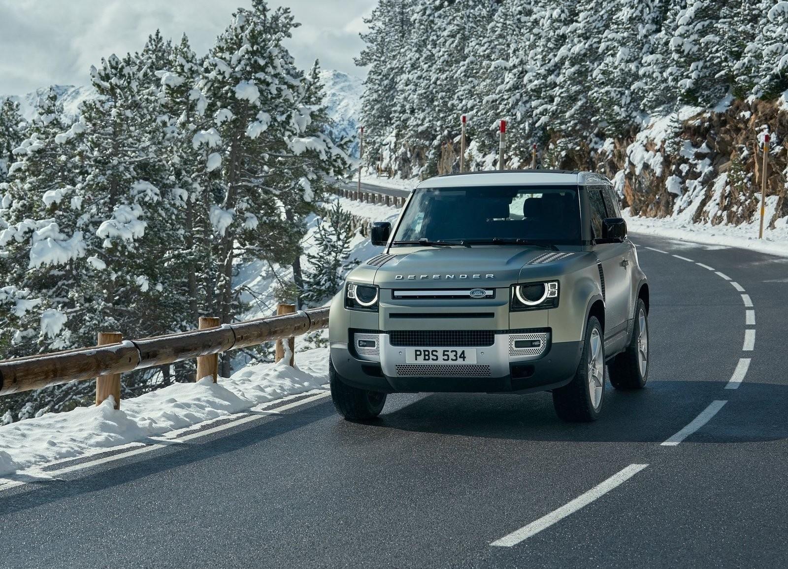 Foto de Land Rover Defender 2020 (18/60)