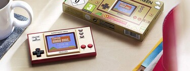 "La videoconsola ""retro"" Game & Watch: Super Mario Bros está más barata que nunca en Amazon por 39,90 euros"
