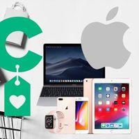 Las mejores ofertas de hoy en Apple: iPad, MacBook, iPhone, AirPods... Lo importante es ahorrar