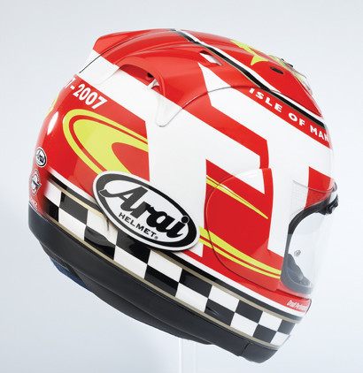 Arai Man Back