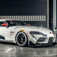 Así es el Toyota GR Supra GT4, la versión de competición del deportivo nipón que estará disponible en 2020