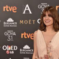 Alexandra Jiménez, todo dulzura con un vestido rosa ideal