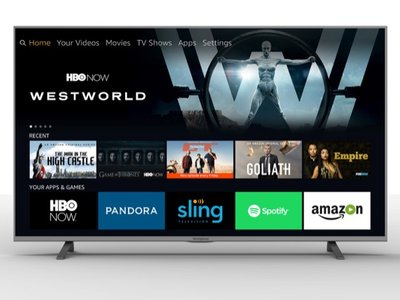Aunque no tenemos Amazon Fire TV todavía en España, algunas televisiones lo traerán de serie