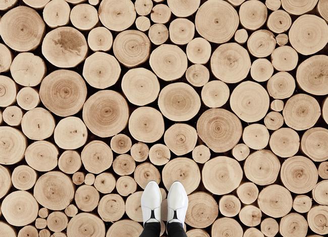 Faux Wood Malmo Feet
