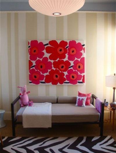 Diez trucos para pintar paredes que no te sabías